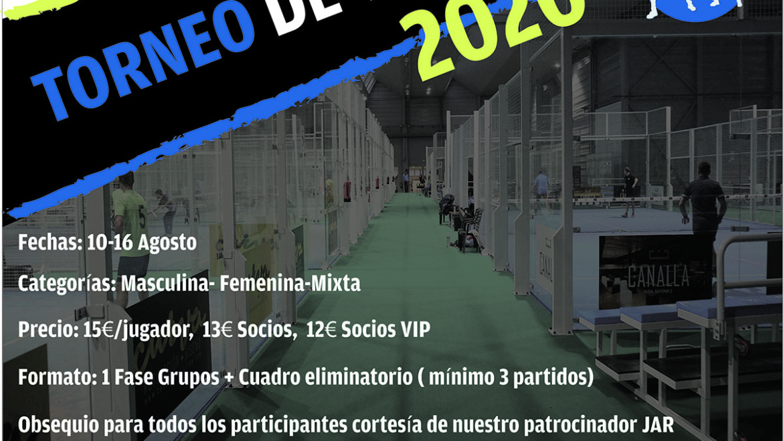 TORNEO VERANO 2020