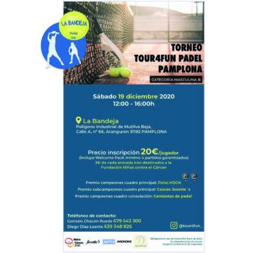TORNEO TOUR4FUN PAMPLONA