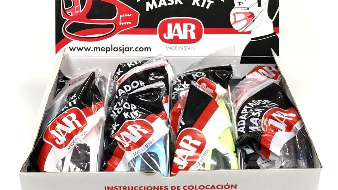 MASK KIT JAR DISPONIBLES